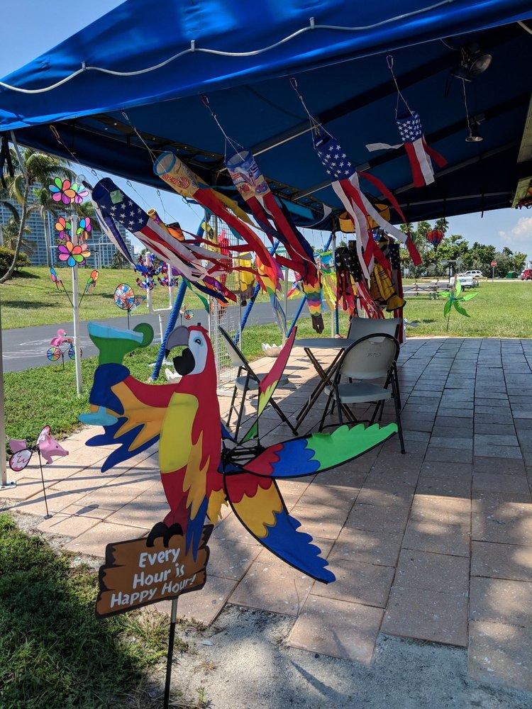 Skyward Kites: 10800 Collins Ave, Bal Harbour, FL