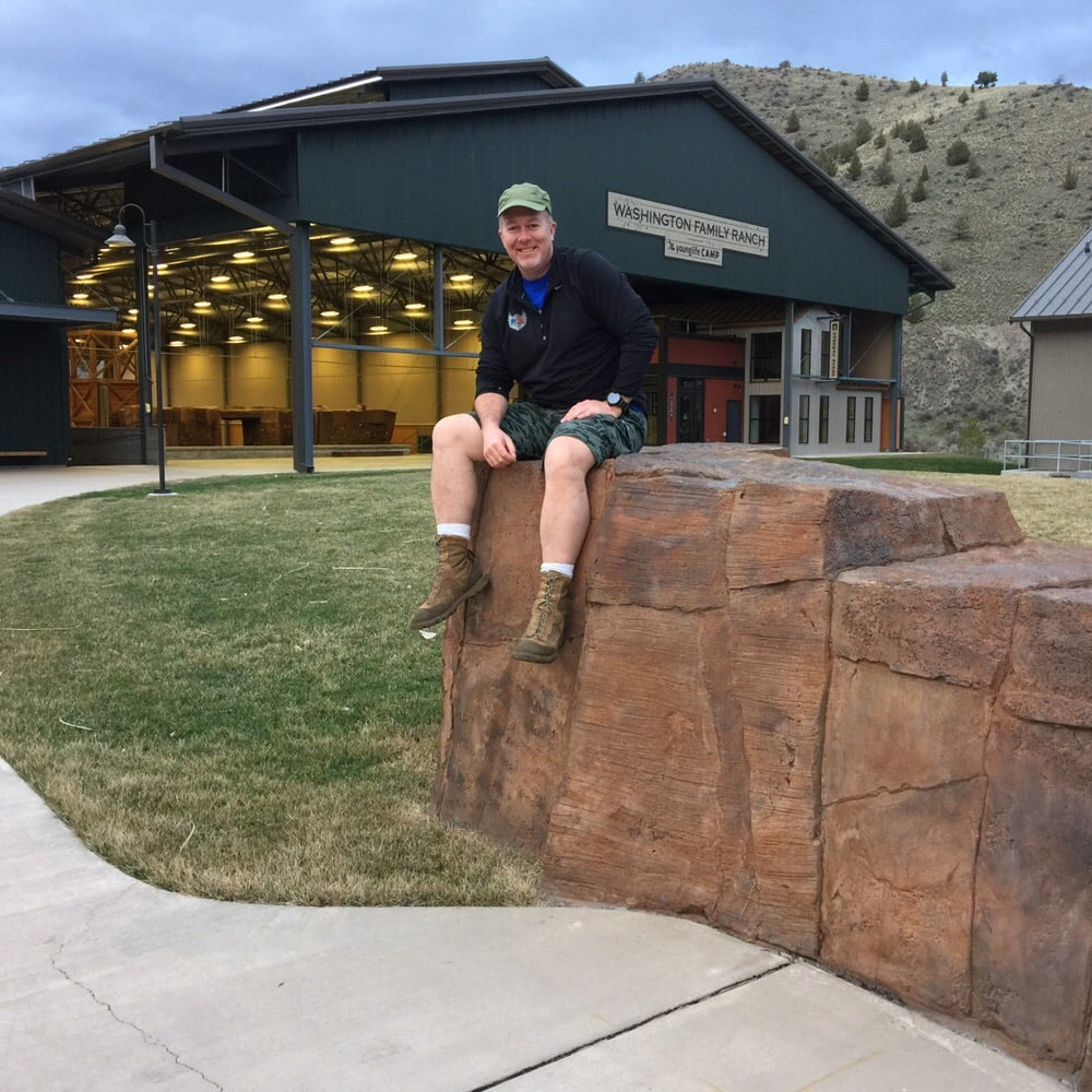 Young Life's Washington Family Ranch: Antelope, OR