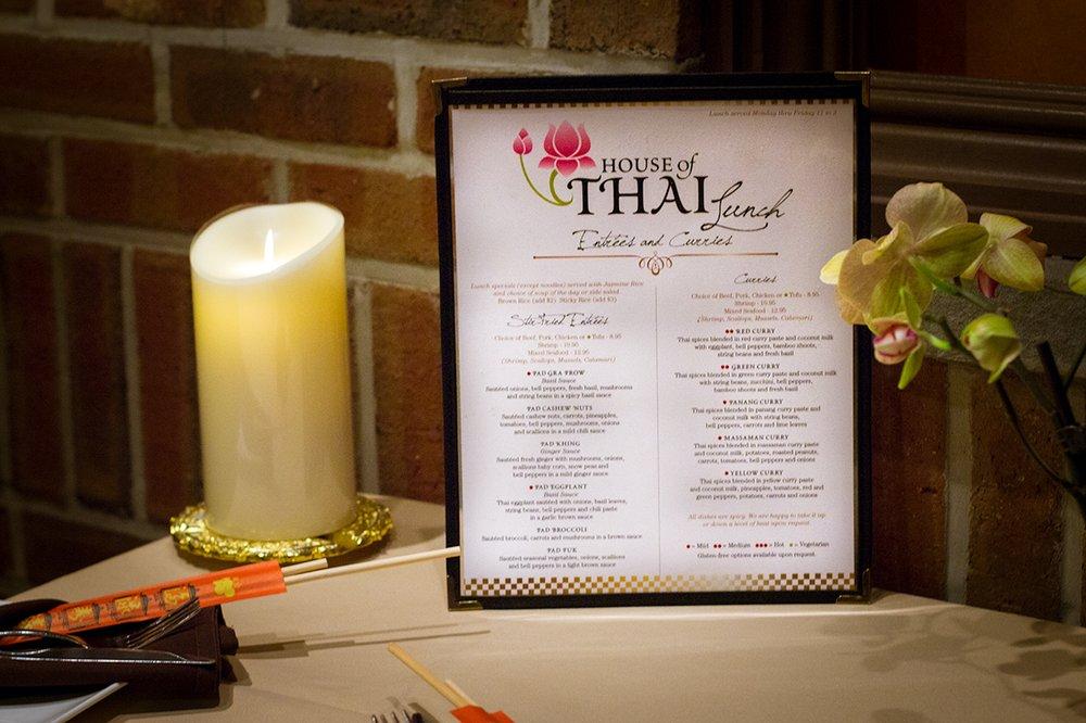 House Of Thai: 1483 Rt 23 S, Kinnelon, NJ