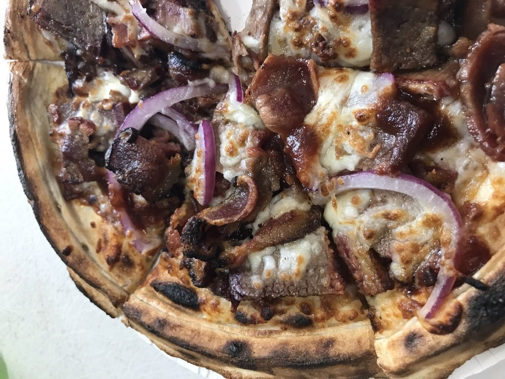 Twisted Barrel Wood Fired Pizza: Rochester, MN