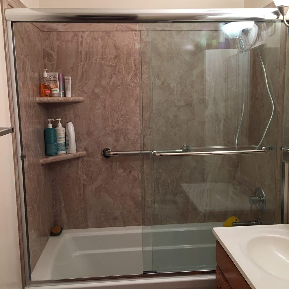New Bathtubshower Finished Yelp