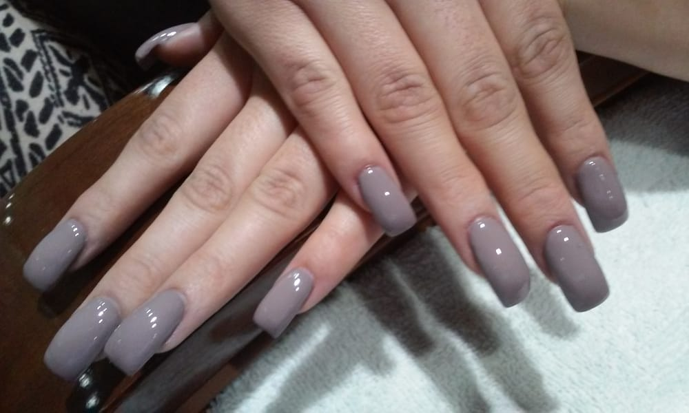 Curved nails full set :D - Yelp
