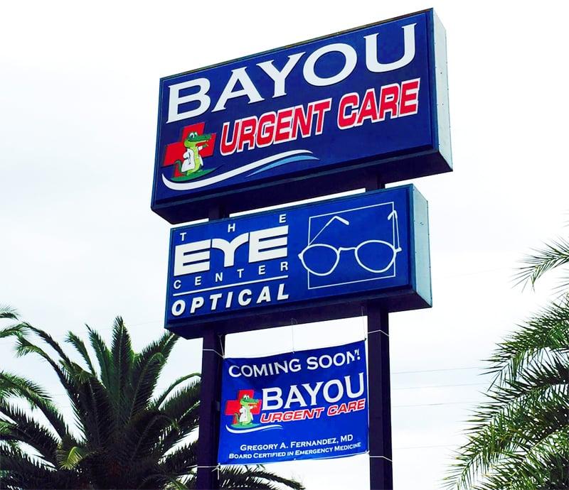 Bayou Urgent Care: 901 W Judge Perez Dr, Chalmette, LA
