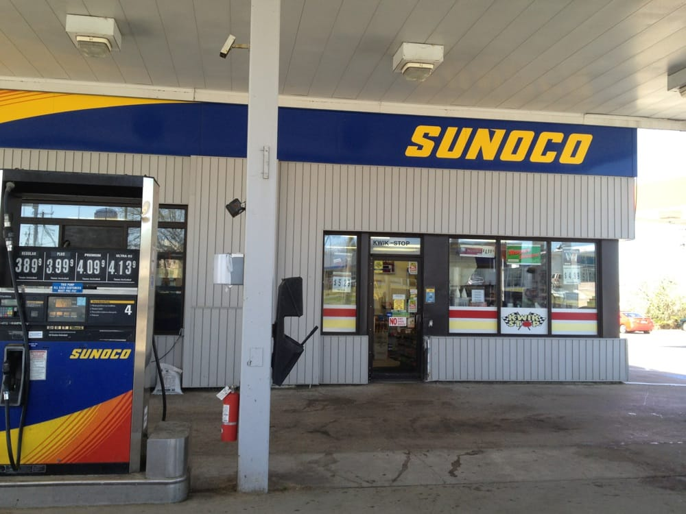 Kwik Stop Sunoco: 1265 S Willow St, Manchester, NH