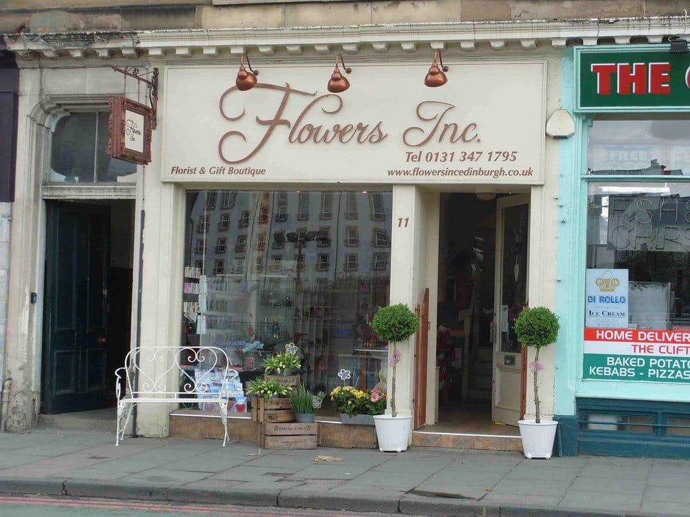Flowers inc florists 5 clifton terrace haymarket for 5 clifton terrace winchester b b