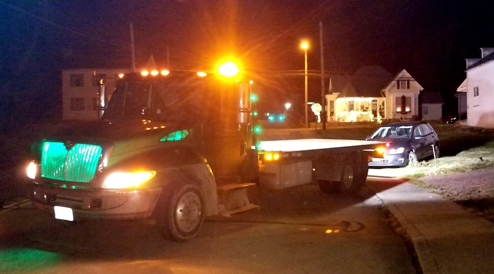 Towing business in Hillsboro, OH