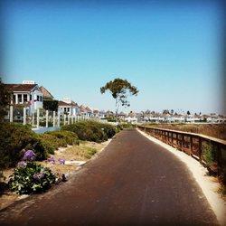 Photo Of Back Bay Loop Trail Newport Beach Ca United States