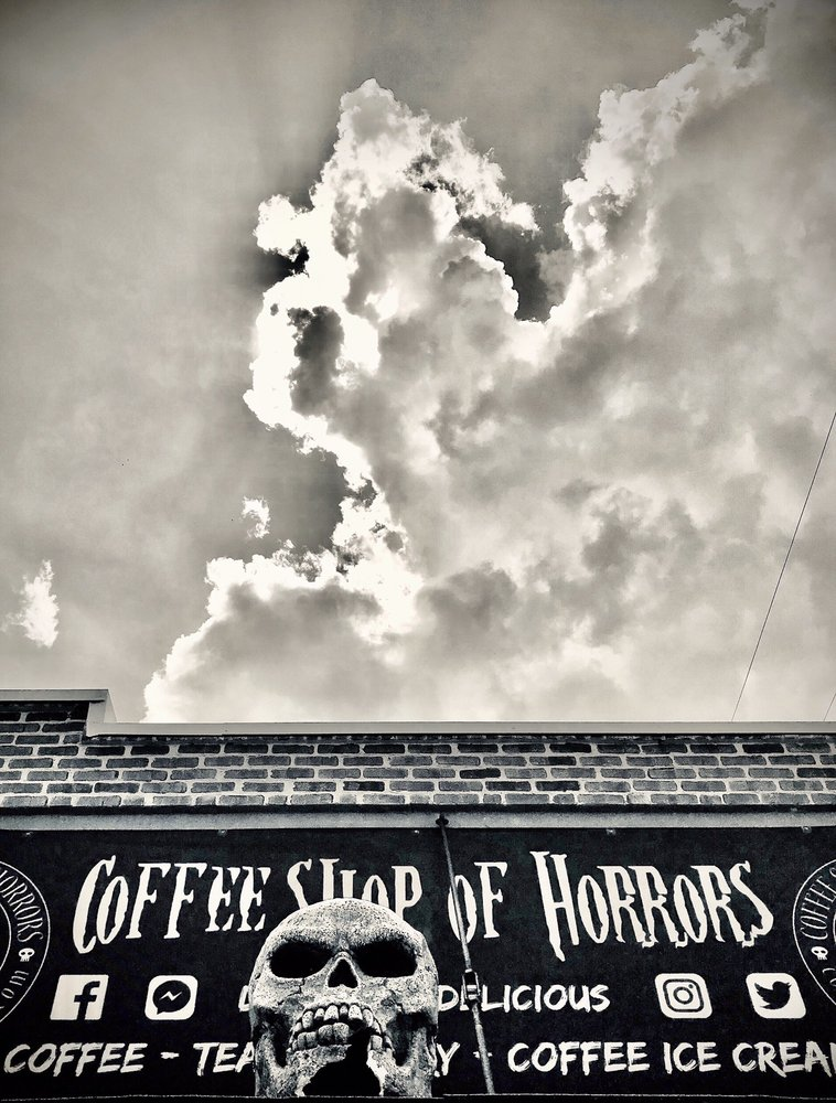 Coffee Shop of Horrors: 17415 7th St, Montverde, FL