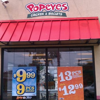 Popeyes Louisiana Kitchen - 13 Photos & 13 Reviews - Chicken Wings ...