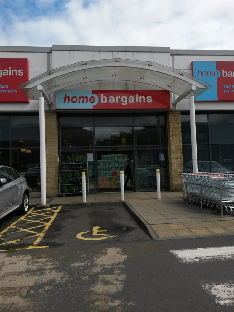 Home Bargains Crow Road Glasgow