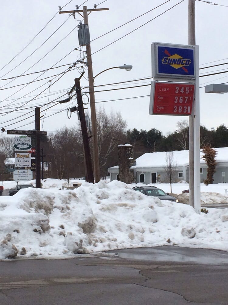 Wayland Sunoco: 78 Boston Post Rd, Wayland, MA