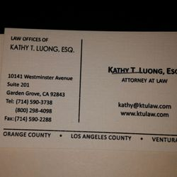 Law offices of kathy t luong 11 reviews divorce family law photo of law offices of kathy t luong garden grove ca united states solutioingenieria Image collections