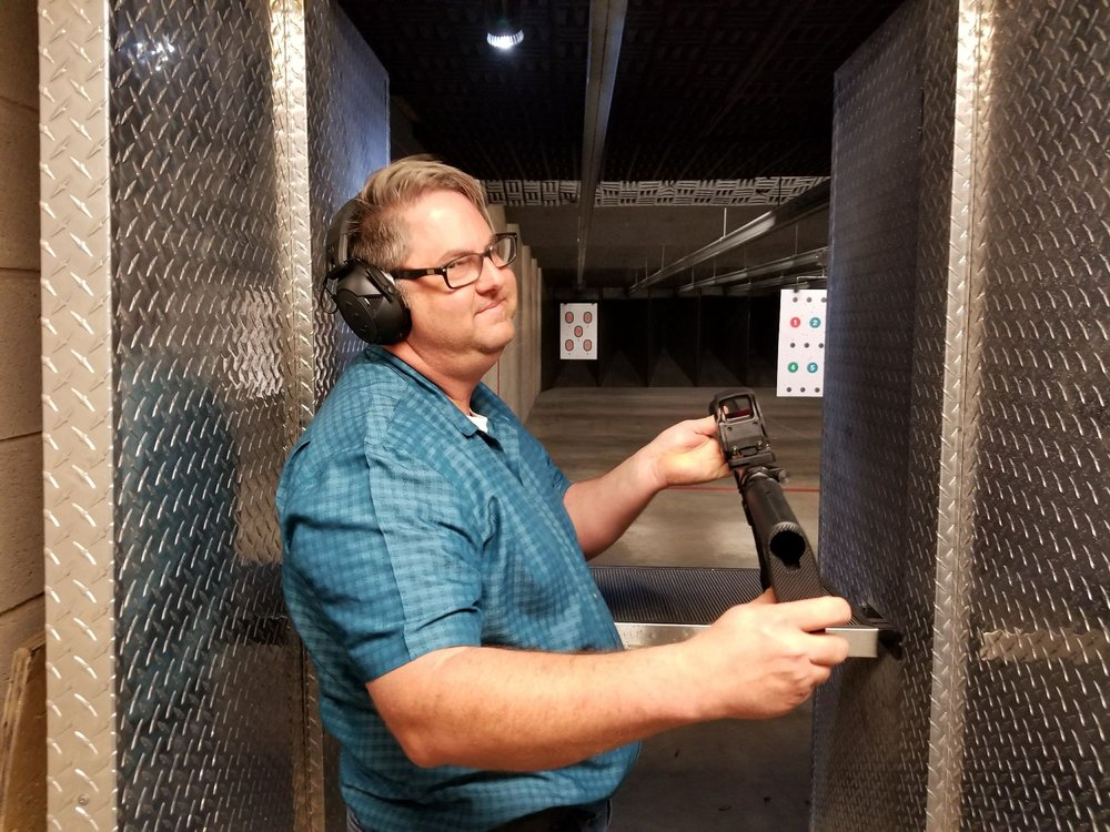 Social Spots from Abilene Indoor Gun Range