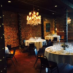 Photo Of Water Street Cafe Olympia Wa United States The Wine Cellar