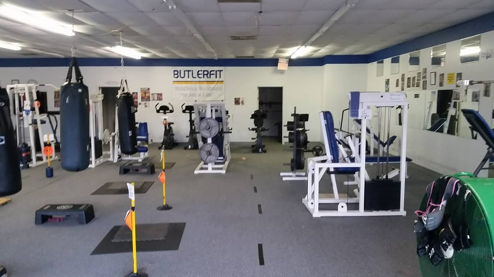 ButlerFit Gym & Fitness Center: 1746 W Wheeler Ave, Aransas Pass, TX