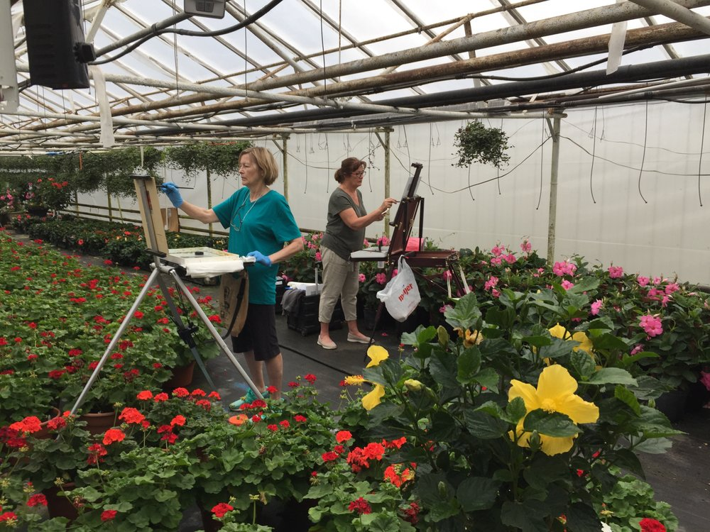 Fahr Greenhouse