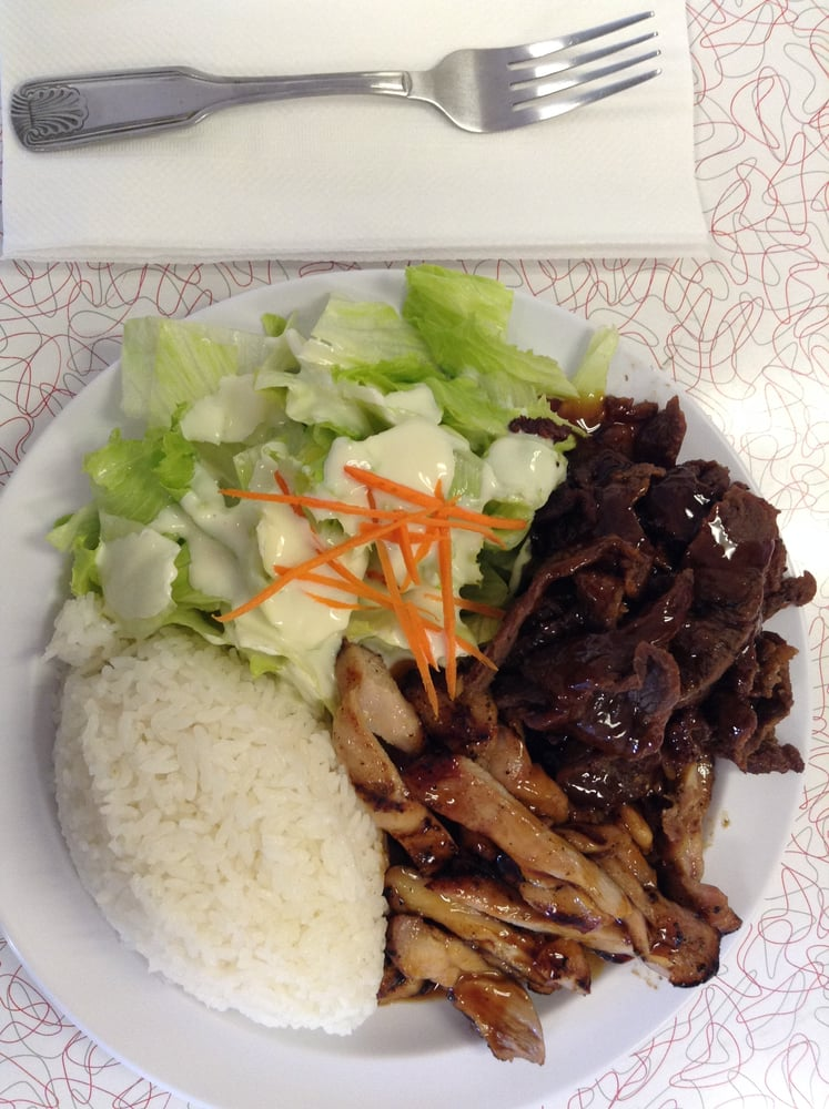 Teriyaki Point: 3617 172nd St NE, Arlington, WA