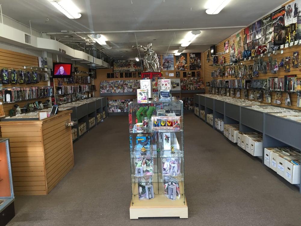 Comic Headquarters: 4352 Telegraph Rd, Saint Louis, MO
