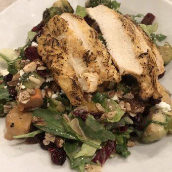 photo of lyfe kitchen cupertino ca united states seasonal market salad with - Lyfe Kitchen Cupertino
