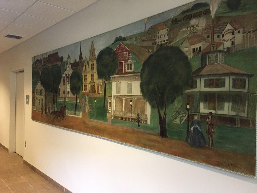 Newstead Public Library: 33 Main St, Akron, NY