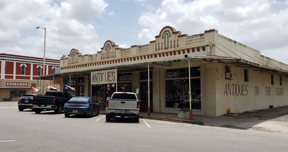 Antiques On The Square: 103 N W St, Uvalde, TX