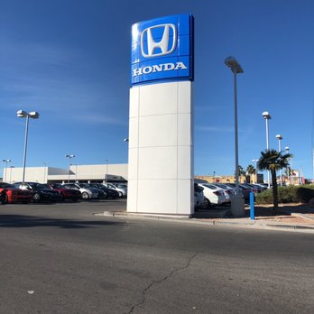 Great Photo Of Honda West   Las Vegas, NV, United States. Sign From The