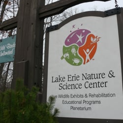 Lake Erie Nature Center Hours