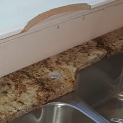 Photo Of Custom Kitchen   Lawrenceville, GA, United States. Initial Notch  They Cut