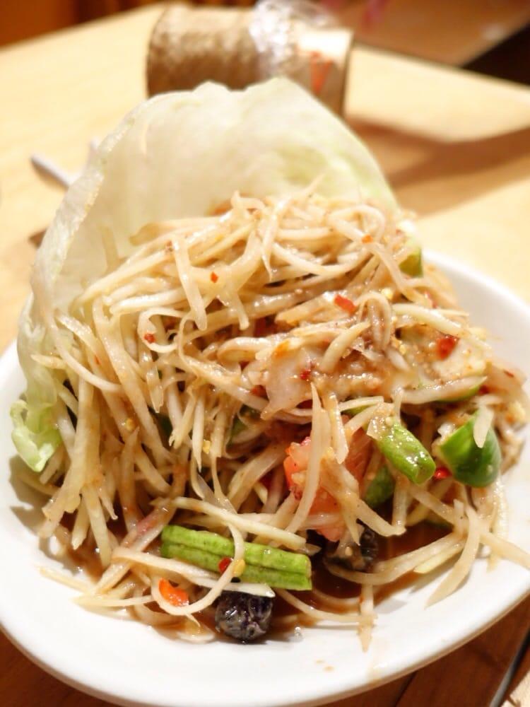 Thai Food College Ave
