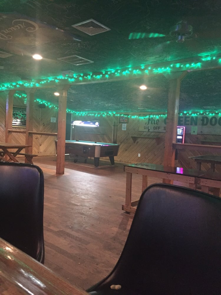 Green Door Bar: 18098 Point Lookout Rd, Park Hall, MD