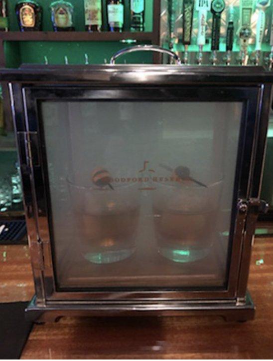 Hard Water Lounge: 110 W Main St, Crosby, MN