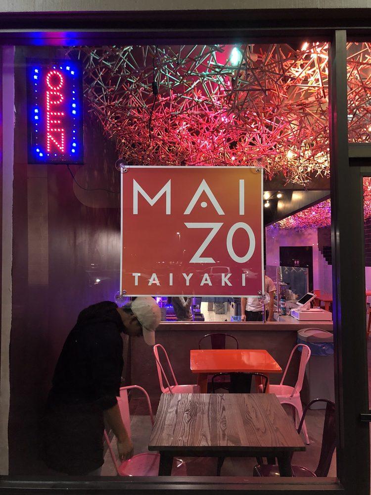 MAI ZO Taiyaki: 1966 Contra Costa Blvd Pleasant Hill, Concord, CA
