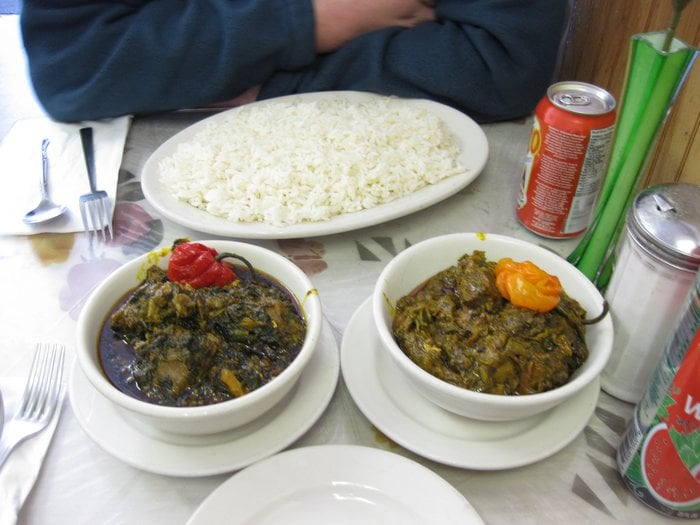 B.B. African & American Restaurant: 1715 Webster Ave, Bronx, NY