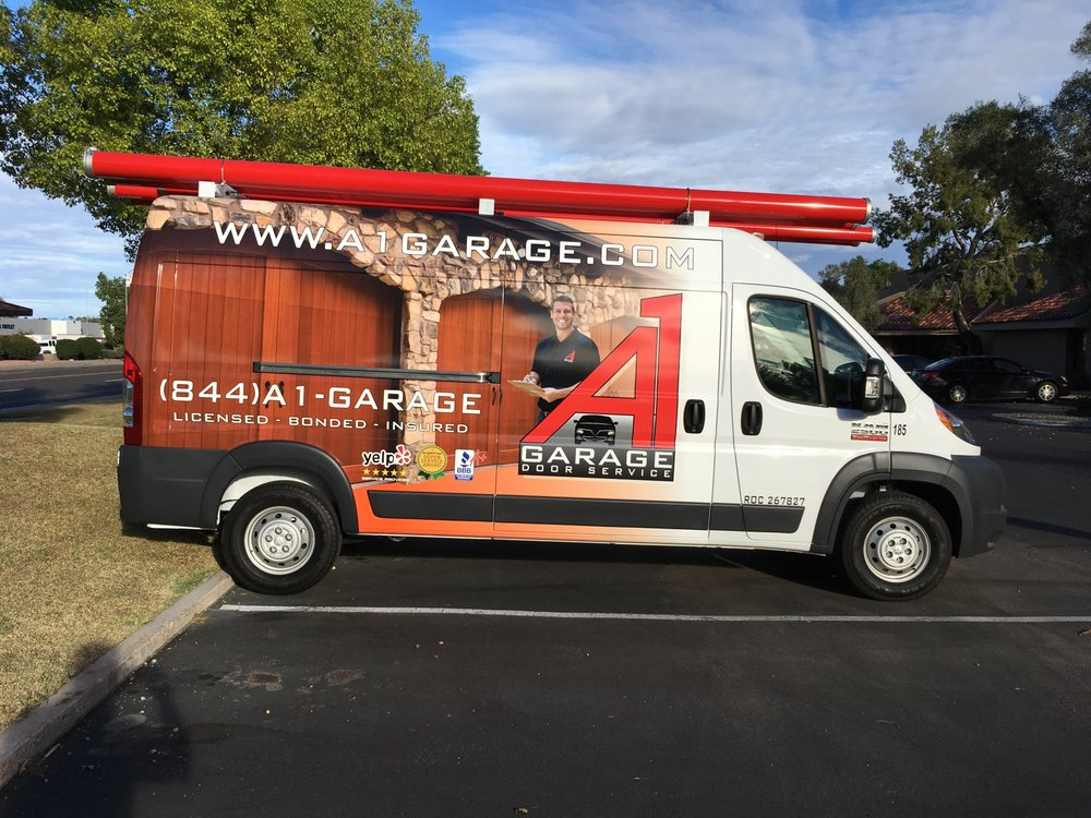 A1 Garage Door Service Reno