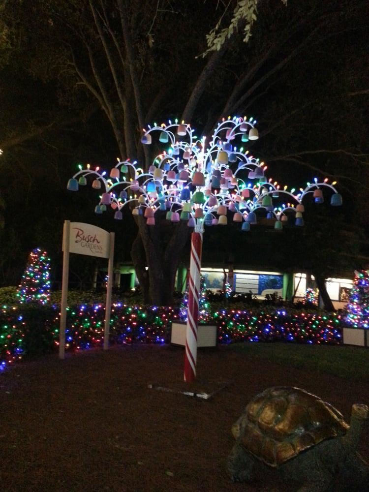 Photos For Christmas Town Busch Gardens Yelp