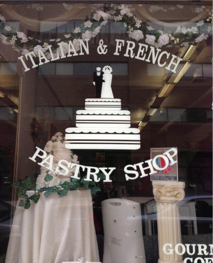Italian & French Pastry Shop
