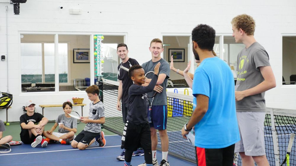 New Rochelle Racquet Club: 130 Rhodes St, New Rochelle, NY