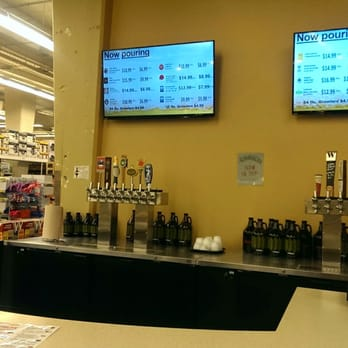 Photo Of Fred Meyer   Portland, OR, United States. Growler Filling Station  With