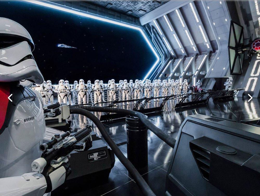 Star Wars: Rise of the Resistance: 351 S Studio Dr, Lake Buena Vista, FL