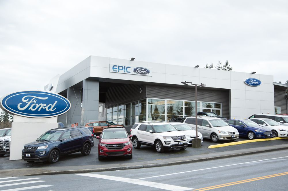 Epic Ford - 33 Photos & 114 Reviews - Auto Repair - 5200 Evergreen Way, Everett, WA - Phone Number - Yelp