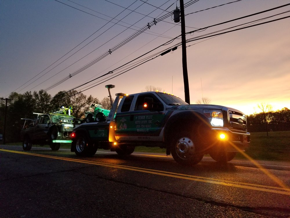 Towing business in Naugatuck, CT
