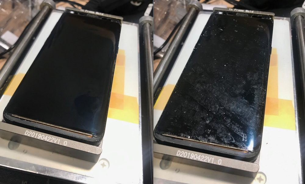 Smart Fix provides glass only Samsung S8 repair  - Yelp