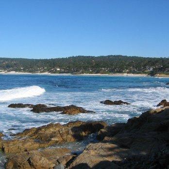 Photo Of Carmel Beach By The Sea Ca United