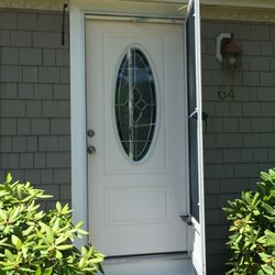 Photo Of Quality Window U0026 Door   Weymouth, MA, United States. Fiberglass  Entry
