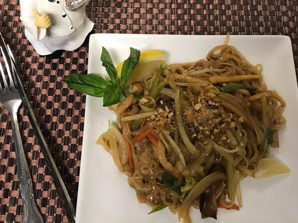 Food from Tang Asian Cuisine