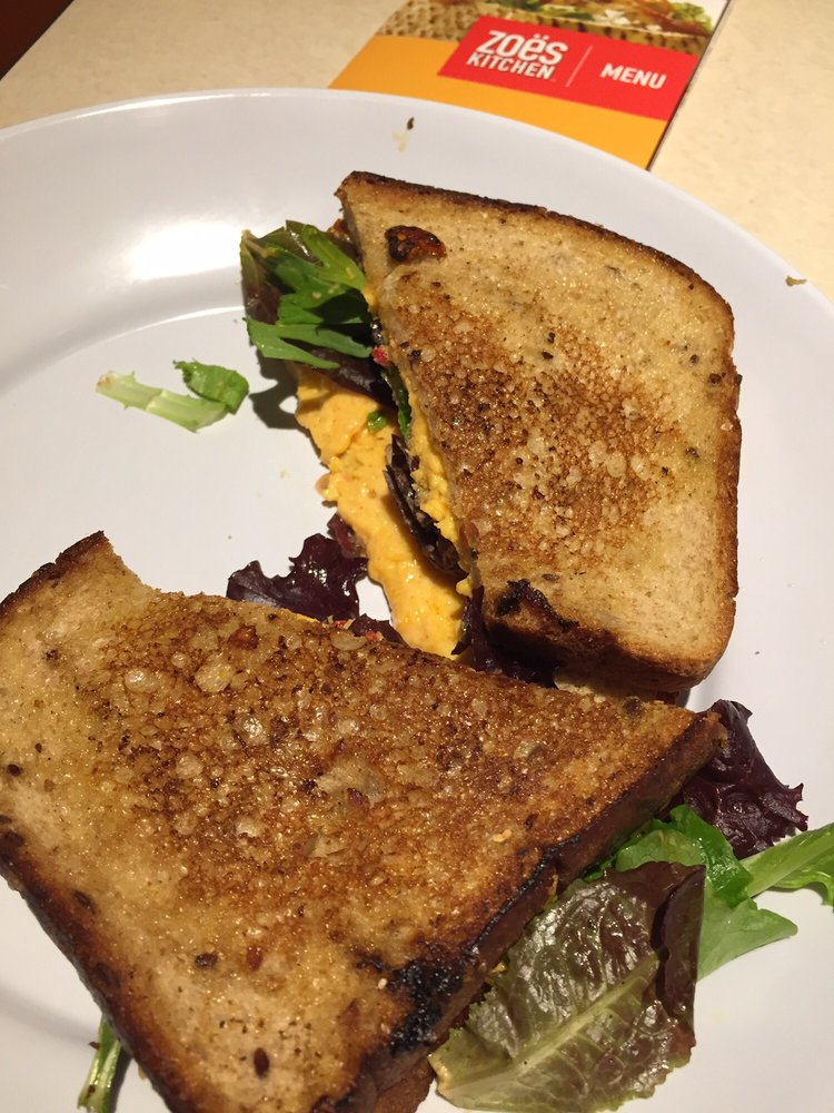 Grilled Pimento Cheese Sandwich Very Flavorful Yelp