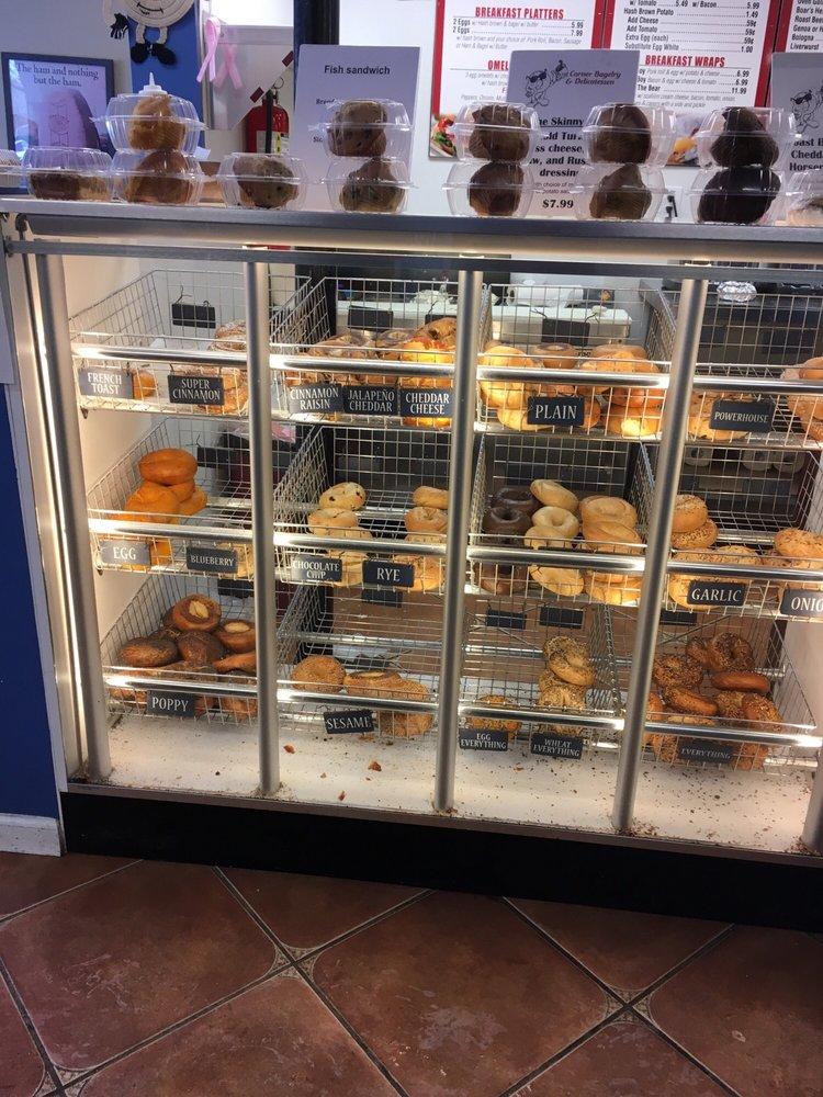 Corner Bagelry & Delicatessen: 1104 Main St, Belmar, NJ