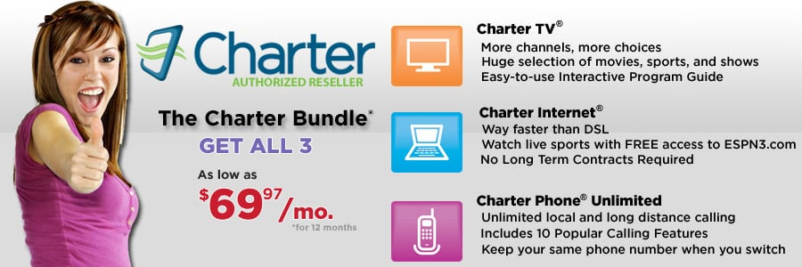 Charter Communications - Television Service Providers ...