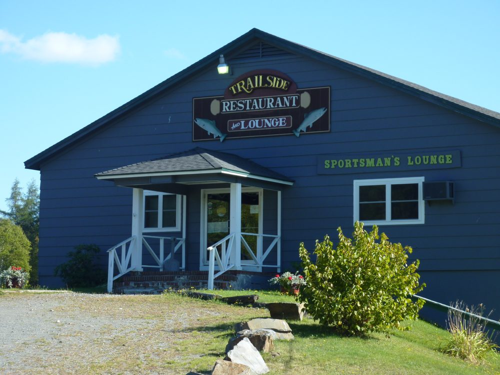 Trailside Restaurant and Lounge: 33 Leisure Life Rd, Greenville, ME