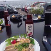 Gudhjem Røgeri Restaurants Ejnar Mikkelsensvej 9 Gudhjem